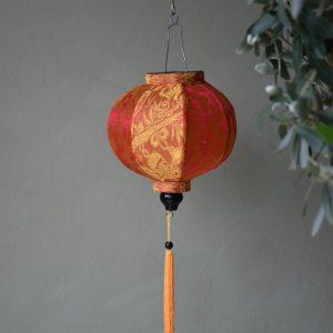 Silke lanterne fra vietnam